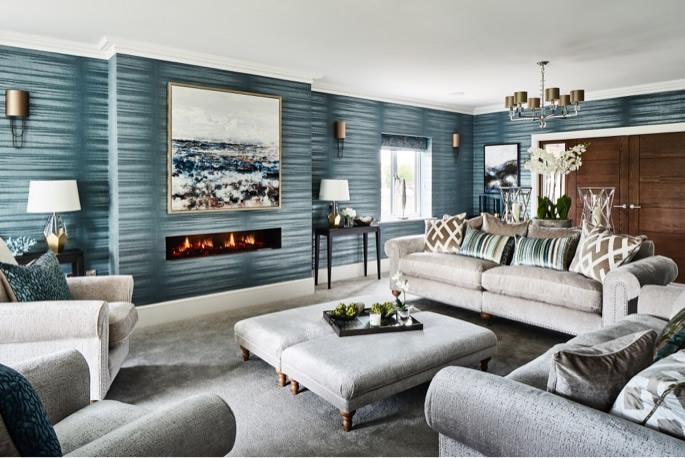 Contemporary Home - Portfolio - Lewis Knox
